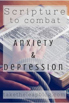 The battle for mental health is a daily, grinding fight that can be exhausting. Rooting your identity in Christ and what He says can ease the struggle. #scripture #anxiety #depression #devotional #mentalhealth