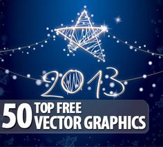 Top Free Vector Graphics Of 2012