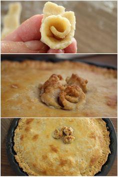 Como fazer empadão em 15 minutos? A massa podre ou Pâte Brisée é composta por farinha de trigo, manteiga, água e sal. É uma massa salgada, bem sequinha, esfarelenta e …