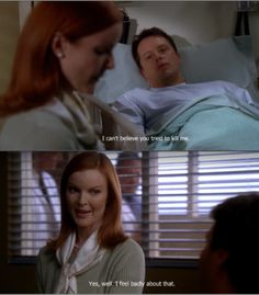 """Desperate housewives- """"I feel badly about that!"""" @Whitney Lohman"""