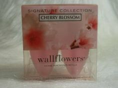 Bath & Body Works Slatkin & Co. Cherry Blossom Wallflower Home Fragrance Refills by Bath & Body Works. $11.75. Contains: 2 Home Fragrance Bulbs (0.8 fl oz/24 ml per bulb). Created by world-renowned home fragrance expert, Harry Slatkin. Spread true-to-life fragrance and lasting freshness into any room!. Scent any room 24/7 with Noticeable Freshness for weeks and weeks (Diffuser sold separately). One Box of Two Slatkin & Co. Cherry Blossom Wallflower Refill Frag...