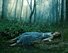 End of a Dreamer by xBluepearlx.deviantart.com on @deviantART
