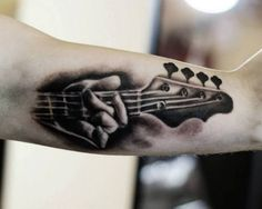 Guitar Tattoos and Designs| Page