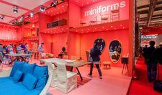 #Miniforms @ Milan Design Week 2014