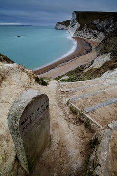 <<< Man Of War Cove | Durdle Door >>> by Antony...., via Flickr,Jurassic Coast, Dorset, UK