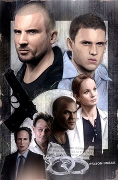 Prison Break by amiramz.deviantart.com on @deviantART