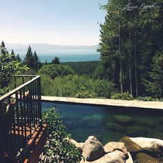 Lake Tahoe: A gorgeous vacation destination #CaliforniaGirl