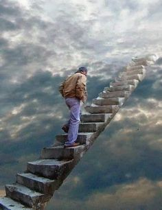 Stairway to heaven. ♥Miss you♥ Grief Colorful Pictures, Beautiful Pictures, Random Pictures, Beautiful Eyes, Tattoo Kind, Image Jesus, Missing My Son, Photo D Art, My Beautiful Daughter