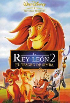 El Rey León (El tesoro de Simba)