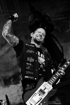Michael Poulsen-Volbeat