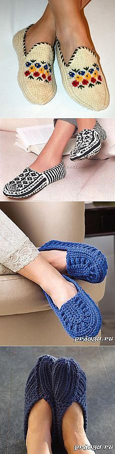 Search Postile: knitted socks and shoes