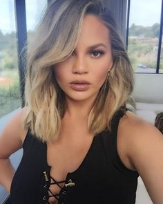 Last week, Chrissy Teigen opened up about the negativity she receives on social media, and how it's driven her to call people out when she feels it necessary. | Chrissy Teigen Shut Down Trolls Who Complained About Her Swearing