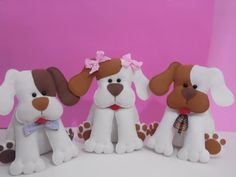 Linda decoração de festa, com o tema cachorro seu melhor amigo, fazemos no tamanho que você imaginar, <br> <br>O Valor é unitário para cada cachorro.