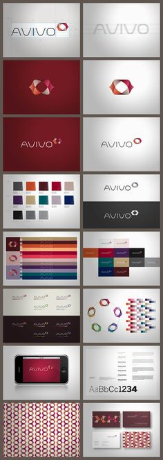 Avivo/// Avivo is an interactive company based in Slovenia. Among services is IT production for next generation multimedia application based on Silverlight, WPF and mobile applications. #branding #identity #logo #graphic #design #print #brand