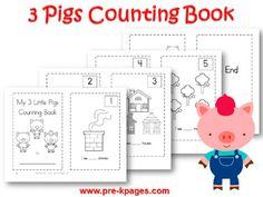 Three Little Pigs Preschool Activities
