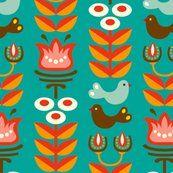 'Helga Turquoise' by Susanne Firmenich (aka Hamburgerliebe)