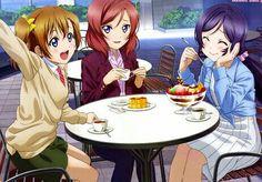 honoka maki and nozomi