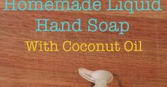 FOR A SIMPLE, EASY HAND SOAP RECIPE MY FAMILY CURRENTLY USES YOU CAN GO HERE: http://www.ourmidwesternlife.com/2016/05/chemic...