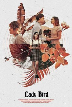 Poster Lady Bird Movie 18 x 28 Inches Film Poster Design, Movie Poster Art, Poster Retro, Poster Designs, Film Movie, Poster Minimalista, Photowall Ideas, Bird Poster, Poster Wall