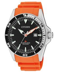 Citizen Promaster €199,- #BN0100-18E *200mtr waterdicht - Eco-drive - PU-band