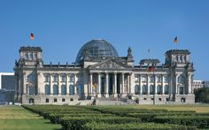 Foster + Partners was selected to transform the Reichstag in Berlin. Learn more about this challenging architectural project on our website.