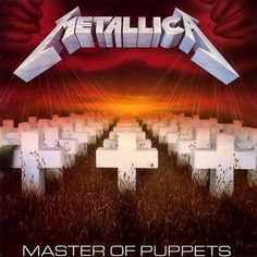 On this day in 1986, Metallica released their 3rd album, MASTER OF PUPPETS. The band returned to Copenhagen in 1985 to begin recording a new album under Flemming Rasmussen. 4 months later, they had completed their masterpiece. With absolutely ZERO support from MTV or commercial radio, the album peaked at #29 on the Billboard 200 and was certified 6x Platinum by the RIAA