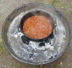 Chilihead Icewolf77: Schmorgulasch aus dem Dutch Oven