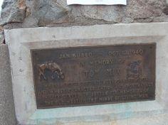 Tom Mix Memorial