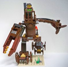 Mech Front 2 by Tom ☠, via Flickr