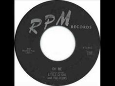 LITTLE CLYDIE & THE TEENS -OH ME (bw) A CASUAL LOOK.wmv