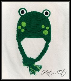 more frog hats
