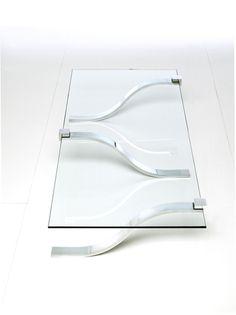 Lyx Coffee Table - Screams luxury, simplicity
