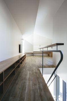 House in Shakujii Park / Hitoshi Wakamatsu... - Fragments of architecture
