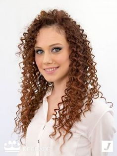 Spiral Curls, Permed Hairstyles, Curly, Beautiful Women, Long Hair Styles, Beauty, Perm Hairstyles, Beauty Women, Long Hairstyle