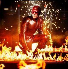 «Daredevil» (2003): Neben Ryan Reynolds «Green Lantern» wird stets Ben Afflecks «Daredevil» im selbe... - (Bild: Walt Disney)