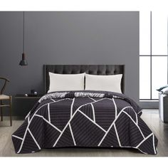 DecoKing Home ágytakaró, 240 x 260 cm Comforters, Blanket, Inspiration, Interiors, Asylum, Textiles, Grey, Mattresses, Creature Comforts