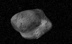 Meet Amun 3554. Doesn't look like much, right? Little more than a mile wide, it's one of the smallest M-class (metal-bearing) asteroids yet discovered. Unless it ever decides to smash into us --