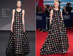 Cate Blanchett In Christian Dior Couture - 'Blue Jasmine' Deauville American Film Festival Premiere