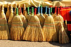 Broom Making Business - A Lucrative Small Scale Business Opportunity Feng Shui, Good Morning Beautiful People, Coffea Arabica, Clean My House, Prayer For The Day, Nigella Sativa, Clean Sweep, Witch Broom, Carpet Trends