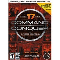 Command and Conquer The Ultimate Collection [Online Game Code] - Gaming | DealSauce