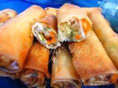Mely's kitchen: Lumpia Togue