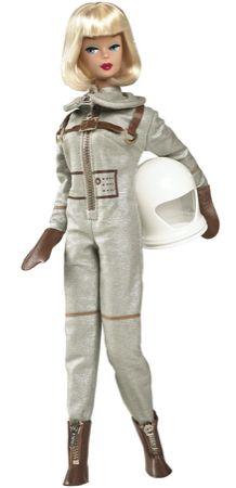 astronaut barbie 1965 - photo #8