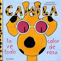 Camila lo ve todo de color rosa