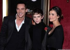 August Rush-Jonathan Rhys Meyers, Keri Russell, & Freddie Highmore. My favorite movie of all time :)