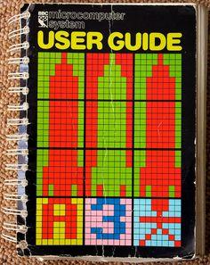 BBC Micro User Guide by avaragado, via Flickr