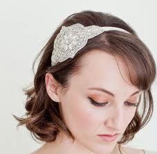 acessorios para cabelos curtos noivas -