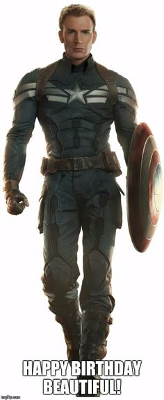 Image result for captain america happy birthday