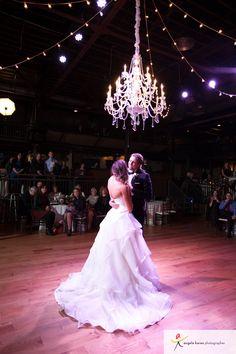 Neisler Wedding Ceremony and Reception at Iron City Bham | Photography by Angela Karen | Wedding Venues in Birmingham Alabama