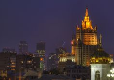 Moscow: something old, something new. Click the picture to see more.