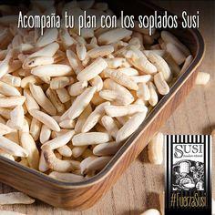 Este #ViernesDePelícula con Susi mejora tu plan con los #SopladosSusi la forma ideal de acompañar tus momentos. Elige maíz, trigo o arroz soplado, siempre naturales y sin conservantes añadidos.  #FuerzaSusi #EstiloDeVidaSaludable #SnackSaludable #Susi #Granola #Cereal #Oats #Pan #Bread #Brot #Panadería #SnacksSaludables #ComidaSaludable #Cereales #FrutosSecos #Yummy #Delicious #Tasty #TradiciónAlemana #SinAditivos #Delicioso #Sano #Natural #HealthyFood #NutriciónCreativa